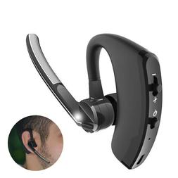 Wireless Bluetooth Headset Noise Cancelling Boom Mic For Tru