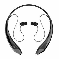 wireless bluetooth stereo headset 910 retractable headphone