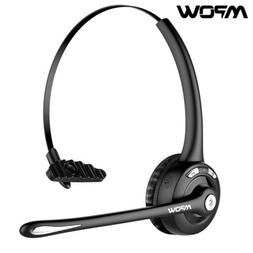 Mpow Wireless Bluetooth Trucker Noise Cancelling Headset Ove