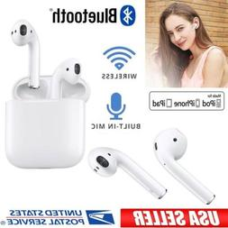 Wireless Earbuds Bluetooth Headphones Headset For iPhone 6 7