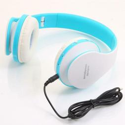 Wireless Stereo Sports Bluetooth Headphone Headset with Mic