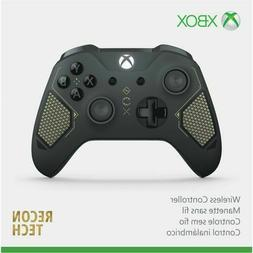 Xbox One Wireless Controller Recon Tech Special Edition